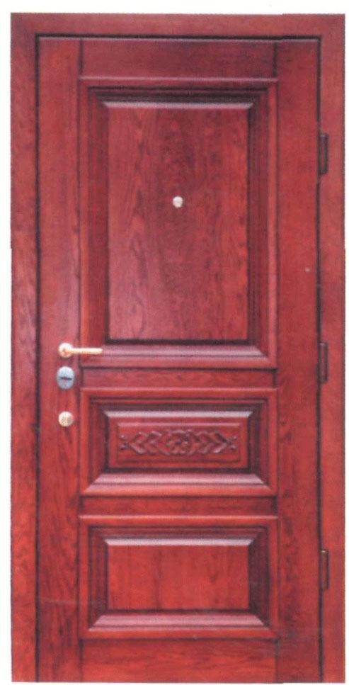 Двери деревянные входные